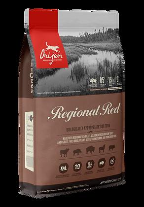 Regional Red            Dry Dog Food