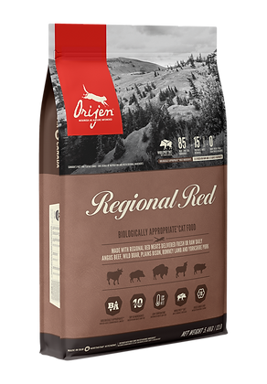 Regional Red            Dry Cat Food