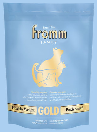 Healthy Weight Gold (Cat)