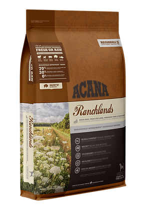 Ranchlands            Dry Dog Food