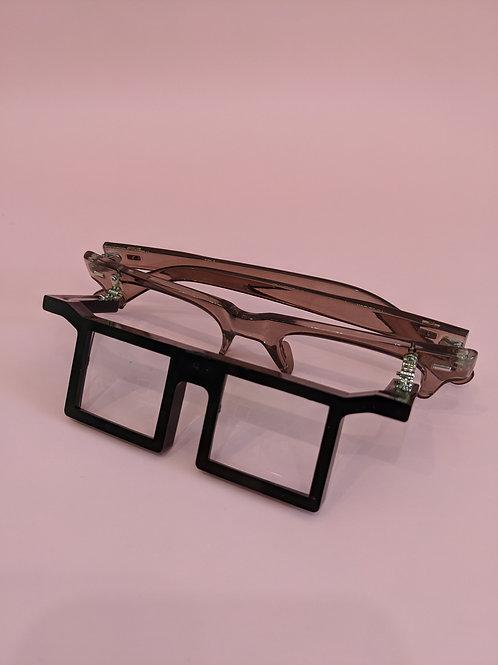 Half Frame Unit Mag Glasses
