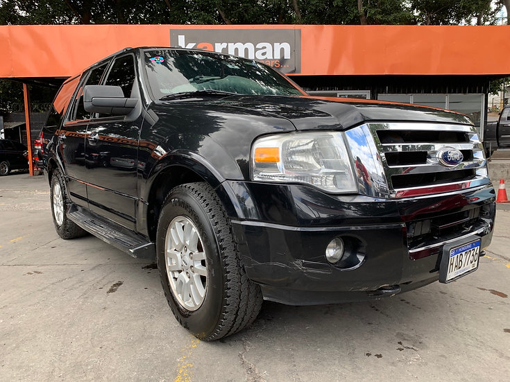 FORD EXPEDITION BLINDADA 2012