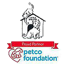 Proud partner-Petco Foundation
