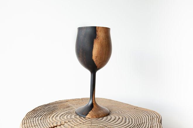 黒柿ワインカップ