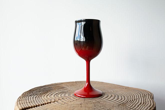 ワインカップ漆塗り