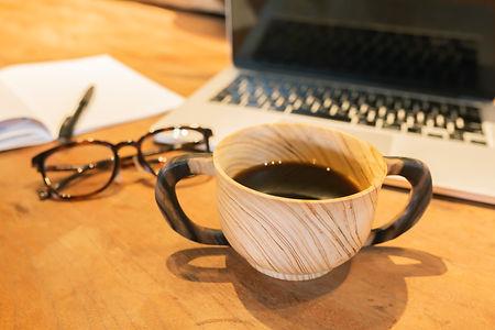 量取っ手つき(コーヒー)