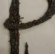 Barb Wire Monogram