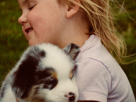 Every Kid Needs a Puppy!