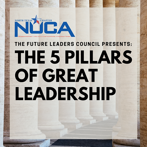 North Texas: The 5 Pillars of Great Leadership