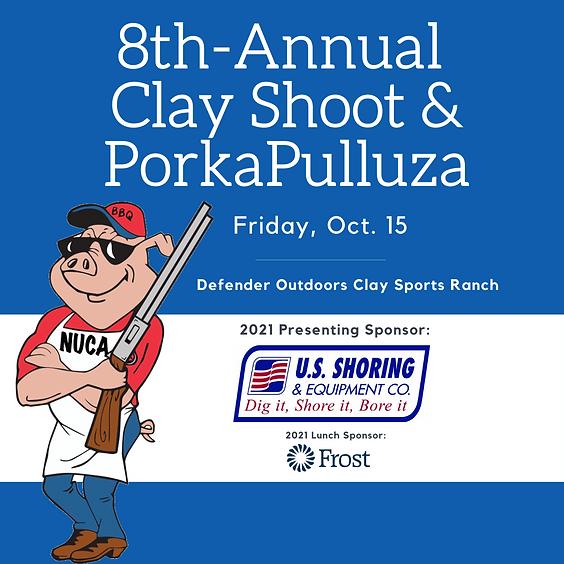 8th Annual Clay Shoot & PorkaPulluza