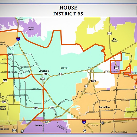 Local Legislation with Representative Beckley (TX-65)