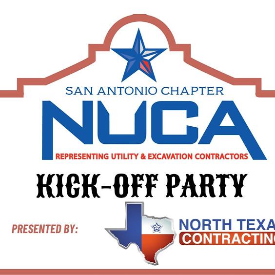 NUCA San Antonio Kick-Off Event