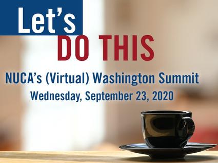 National Washington Summit for NUCA members