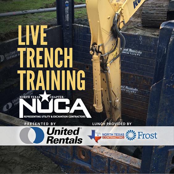 North Texas Live Trench Training with OSHA