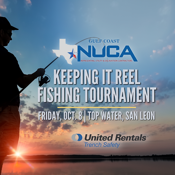 NUCA Gulf Coast's First-Ever Fishing Tournament