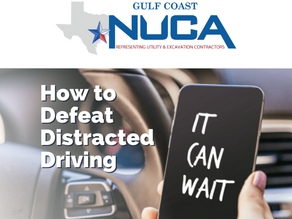 Gulf Coast Lunch & Learn: Distracted Driving