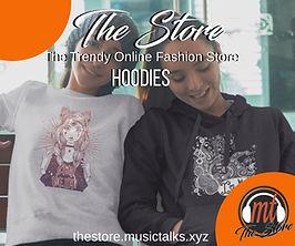 The Store Hoodies