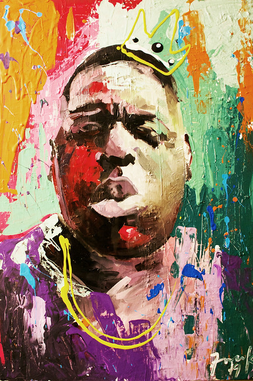 THE NOTORIOUS B. I . G