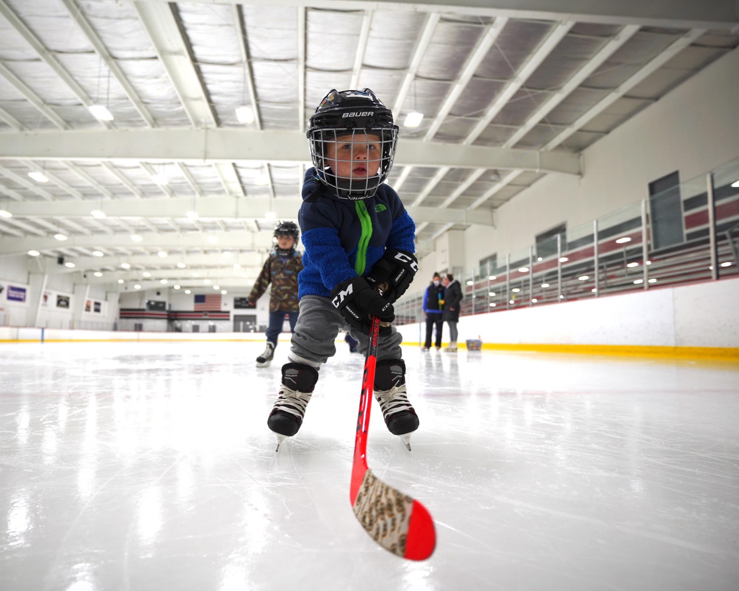 Snowball hockey Mon 4:10-4:40 5/10-5/31