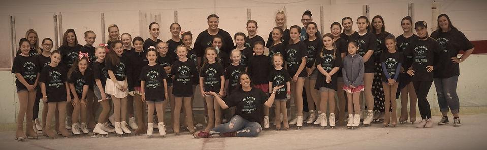 silver lining skating club
