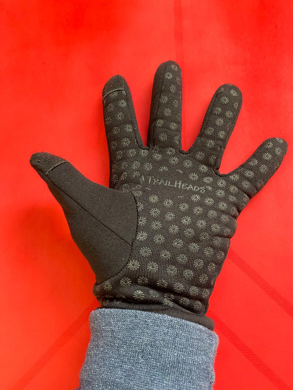 Trailheads black gloves