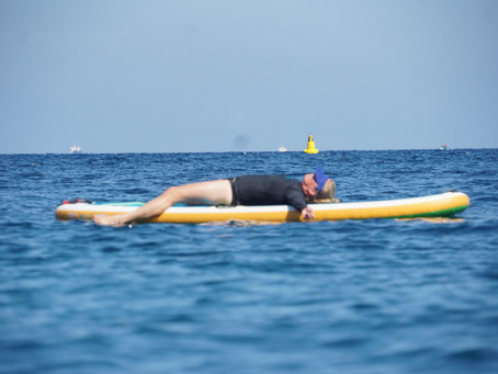 SUP Yoga - why we love it!