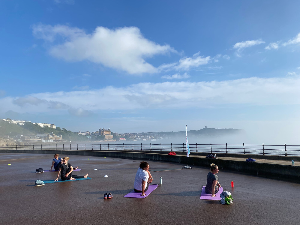 yoga by the sea South Bay Scarborough