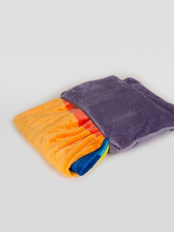 Soft fleece chankret blanket