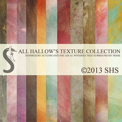 All Hallows Texture Collection