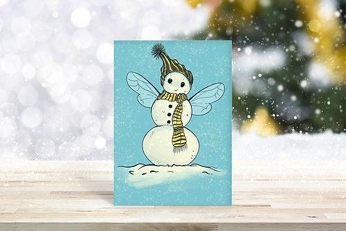 Snowbeeman