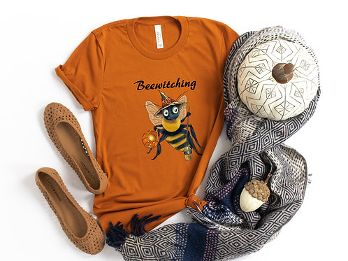 Beewitching Short-Sleeve Unisex T-Shirt