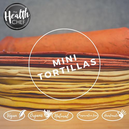 Mini Tortilla Range