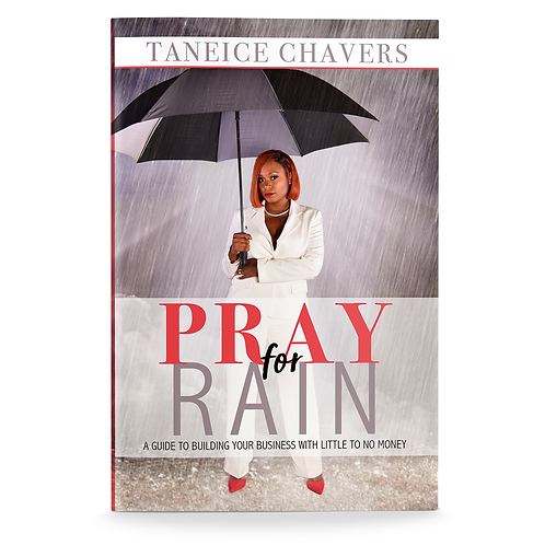 Pray for Rain: A Guide to Building Your Business With Little To No Money