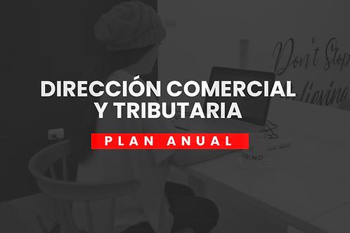 DIRECCIÓN COMERCIAL Y TRIBUTARIA