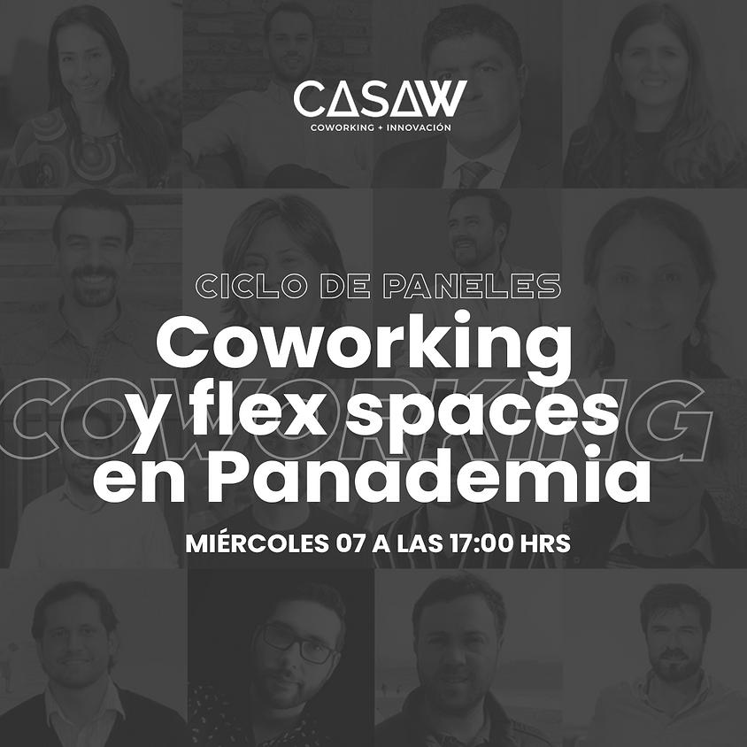 Coworking y flex spaces en Pandemia