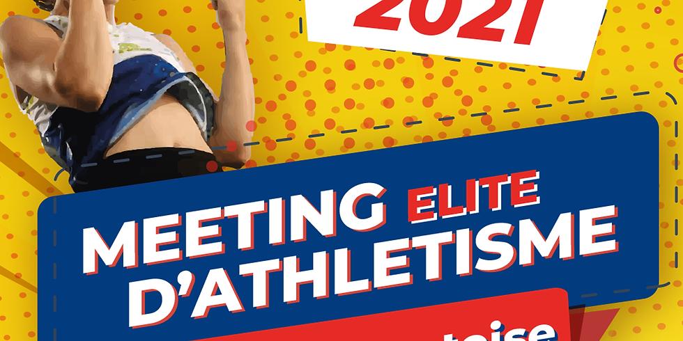 Meeting Elite de Cergy-Pontoise 2021