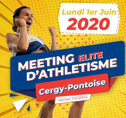 Meeting Elite de Cergy-Pontoise Michel THOMAS
