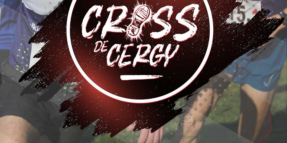 Cross de Cergy