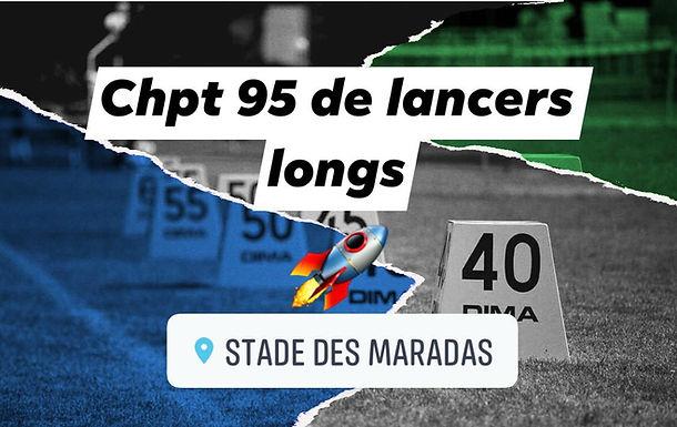 Championnats 95 de lancers longs