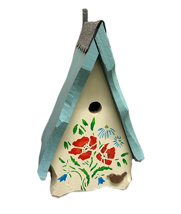 Small Bird Boxes (Tits)