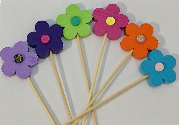 Flower on a Stick