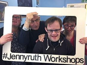 #JennyruthWorkshops