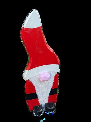 Mr and Mrs Santa Gnome