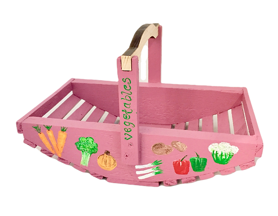 One of a Kind Small Trugs