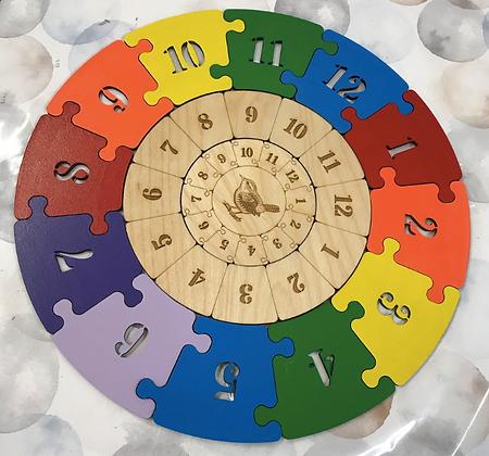 Number Wheel