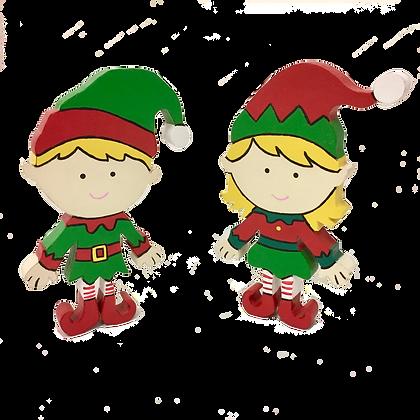 Set of 2 Elves
