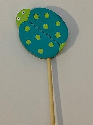Ladybird on a Stick