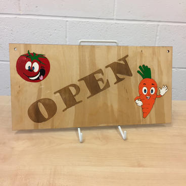 Open and Closed Sign