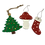 Thumbnail: Assorted Christmas Tree Decorations