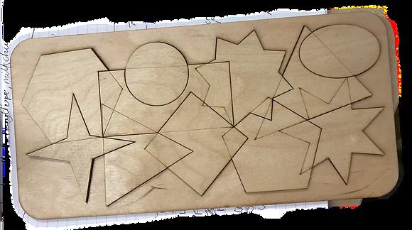 Shape Jigsaw